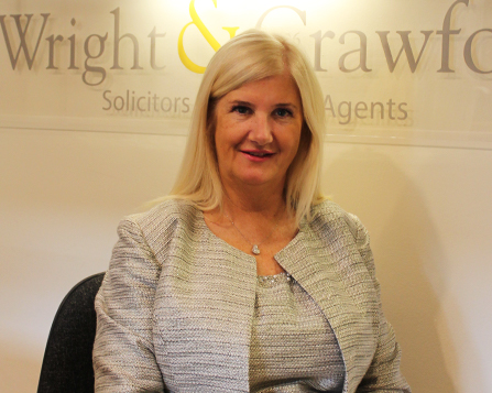 myra gardiner wright crawford solicitors paisley bearsden glasgow